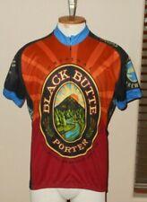 Deschutes Brewery Bend Oregon BLACK BUTTE PORTER  Cycling Jersey Sz XL