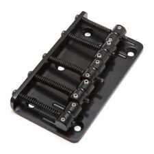 Gotoh 205B-5 5 String Bass Bridge (Black)