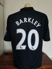 EVERTON football shirt top jersey #BARKLEY 20# 3rd 2012 2013 Black Large NIKE
