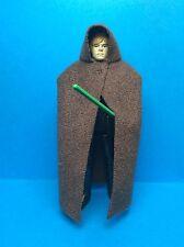 Vintage Star Wars Kenner Accessoire-Luke Skywalker Jedi repro Cloak/Cape (chocolat)