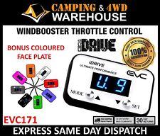 Isuzu D-MAX DMAX 2012 - 2019 iDrive WindBooster Electronic Throttle Controller