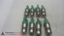 MOELLER PRECISION TOOL MEO025-080 - PACK OF 8 -,BALL LOCK PUNCH,, NEW* #268368
