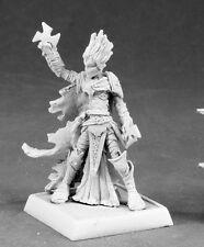 Erdolliel Dark Elf Darkreach Warlord Reaper Miniatures Rogue Ranger Fighter RPG