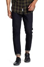 NEW PRPS 36 Men's Tapered Leg Regular Fit Fury Dark Pressed Rinse Denim Jeans