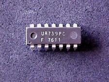 UA739PC - Fairchild Integrated Circuit (DIP-14)