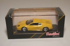 V 1:43 DETAILCARS DETAIL CARS 321 FERRARI 512M 512 M 1995 YELLOW MINT BOXED