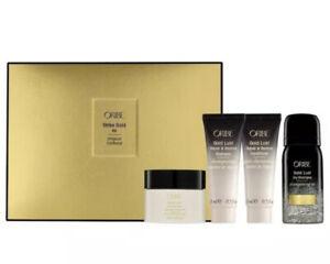 ORIBE Gold Lust Repair & Restore (Shampoo Conditioner, Dry Shampoo & Intensive)
