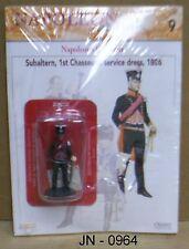 Napoleon at War #9 Napoleon Chasseurs with Del Prado Figure (NOS)