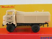 "Busch/Espewe 95243 IFA W50 mit Tank (1973) ""DRK Präsidium (DDR)""1:87/H0 NEU/OVP"