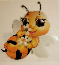 Biene, Honigbiene, Auto Aufkleber Sticker, Wandtatoo, Wohnmobil, PC kleber