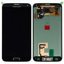 Pantalla Full LCD JUEGO COMPLETO negro para Samsung Galaxy S5 G900/S5 Plus