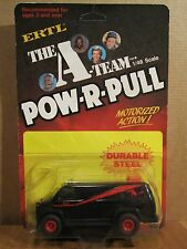 Ertl, The A-Team Pow-R-Pull Van, Motorized Action, Durable Steel, NEW! UNOPENED!