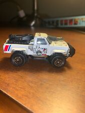 Matchbox Ford Pickup Truck Post-Apocalyptic Style Flash Force 2000