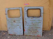 Vespa, rear doors vespacar tricycle 125, 150 vespacar