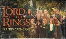 LOTR TCG Fellowship of the Ring Booster Box Sealed 36 Packs Lord of the Rings