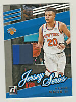 2019-20 Donruss JERSEY SERIES RELIC #JS-KKX KEVIN KNOX New York Knicks
