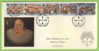 G.B. 1988 The Armada official Havering First Day Cover, John Hurlston Chester