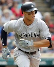 AARON JUDGE 8X10 PHOTO NEW YORK YANKEES NY MLB BASEBALL PICTURE RUNNING
