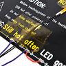 RepRap3D Printer Heatbed MK2B 12V 24V PCB Hot Plate Heat Beds For Prusa Mendels#
