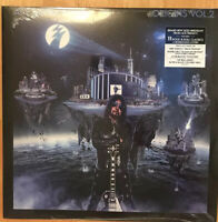 Ace Frehley Origins Vol. 2 Target Exclusive Silver And Black Colored Vinyl LP
