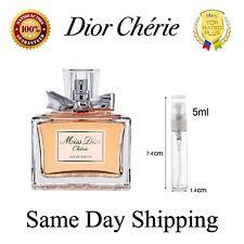 Christian Dior - Miss Dior Cherie - 5ml Authentic Sample Spray Atomizer EDP