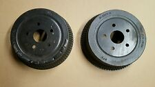 10 Inch Front Brake Drums Pair mustang 8831 for Ford Mercury