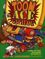 TOON ACE CATALOG EXC+! THE ROLEPLAYING GAME #7605 Module Worlds Rulebook