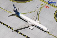 Gemini Jets Alaska Airlines Boeing 737-900ER 1/400 Diecast Model Reg N247AK
