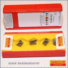 R390 11T304E P4 NL CD10 SANDVIK*** 5  INSERTS *** FACTORY PACK ***