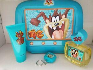 Jaz By Looney Tunes 3 Pieces Set Children's 3.4 oz EDT ,Shower Gel & Key Holder