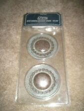 JCPENNEY HOME COLLECTION Mirror Medallion Decorative Tiebacks, one pair NEW