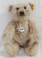 STEIFF CLASSIC TEDDY BEAR GROWLER EAN: 000553
