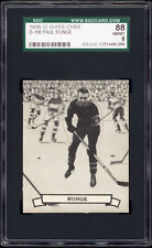 1936-37 V304 O-Pee-Chee Series D #106 Paul Runge (Montreal) RC SGC 88 Low Pop!