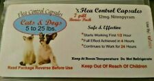 Flea Pills Instant 12mg Dogs&Cats 2-25lbs. 7 Pack *OUR BEST SELLER BACK IN STOCK