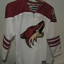 NHL REEBOK Premier Arizona Coyotes Hockey Jersey New Youth S/M