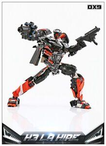 DX9 Soul Series K3 LA HIRE Hot Rod Rodimus Transform Robot in stock