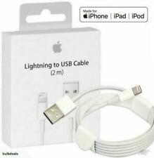Multi Pack- For iPhone 6 7 8 XS XR 11 Cable 2M/Adapter/Car Charger Authentic OEM