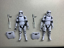 Star Wars Black Series First Order Stormtrooper LOOSE LOT Complete Mint # 97