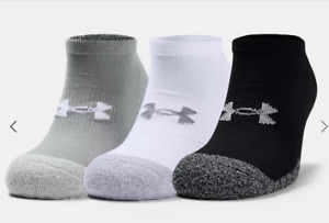 Under Armour Heat Gear No Show Socks