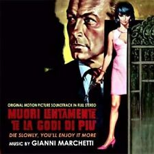 Gianni Marchetti: Muori Lentamente Te La Godi Di Piu (New/Sealed CD)