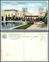 CALIFORNIA Postcard - San Diego, Pan-Cal Expo, Canadian & Foreign Arts Bldg H1