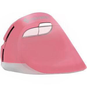 J-Tech Digital Wireless Ergonomic Mouse W/ Nano Transceiver, 3 DPI Options V628M