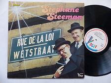 STEPHANE STEEMAN Rue de la loi / wetstraat DIAMANT DIA347  BELGIQUE