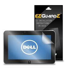 2X EZguardz LCD Screen Protector Guard HD 2X For Dell XPS 10 Windows RT Tablet