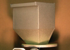 "Rain Collection Box.12"" wide 13"" Tall 8.75"" deep 26 Ga. Galvalume. VERY STURDY!!"