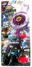 TAKARA TOMY JAPAN BEYBLADE WBBA LIMITED PHANTOM ORION 6 PCS TIP BOTTOM SET RARE