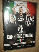 DVD N° 2 JUVENTUS CAMPIONE D'ITALIA 2012 2013 LA CAVALCATA TRICOLORE JUVE 31