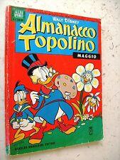ALMANACCO TOPOLINO  1963 N°  5 - MOLTO BUONO - CON FIGURINE