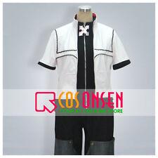 Cosonsen Kingdom Hearts Roxas Cosplay Costume Custom Made Any Size