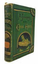 Jules Verne - Journey to the Centre of the Earth -1874 SCRIBNER'S DELUXE EDITION